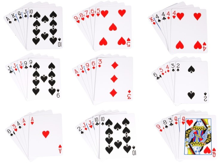 Poker Hierarchy in online gambling