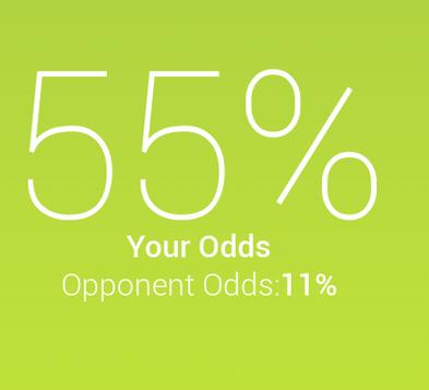 poker odds