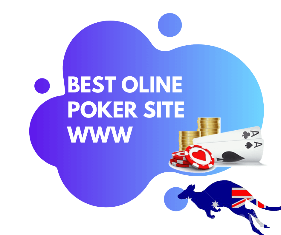 Best online Poker sites with tournaments for Australians