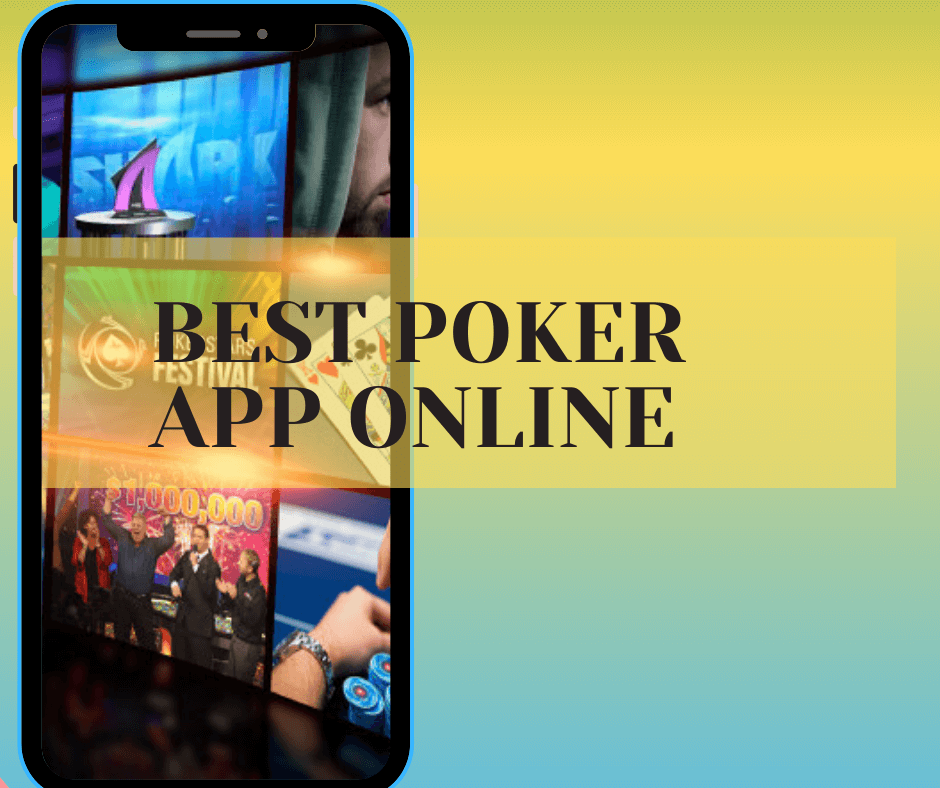 Best poker app online for players